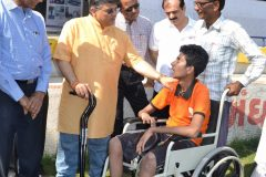VOSAP-team-Interacting-with-wheelchair-Beneficiary