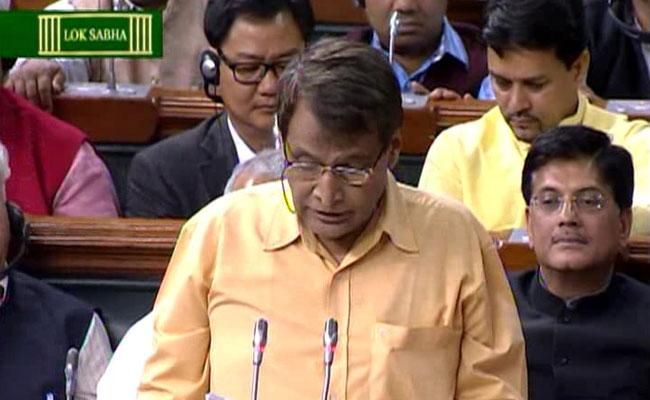 suresh-prabhu_Rail Budget