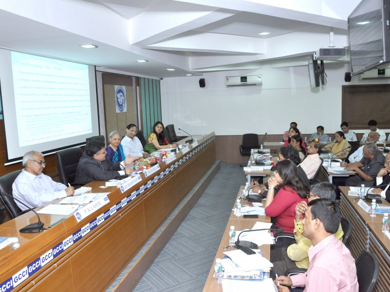 VoSAP workshop at Gujarat Chamber of Commerce & Industries