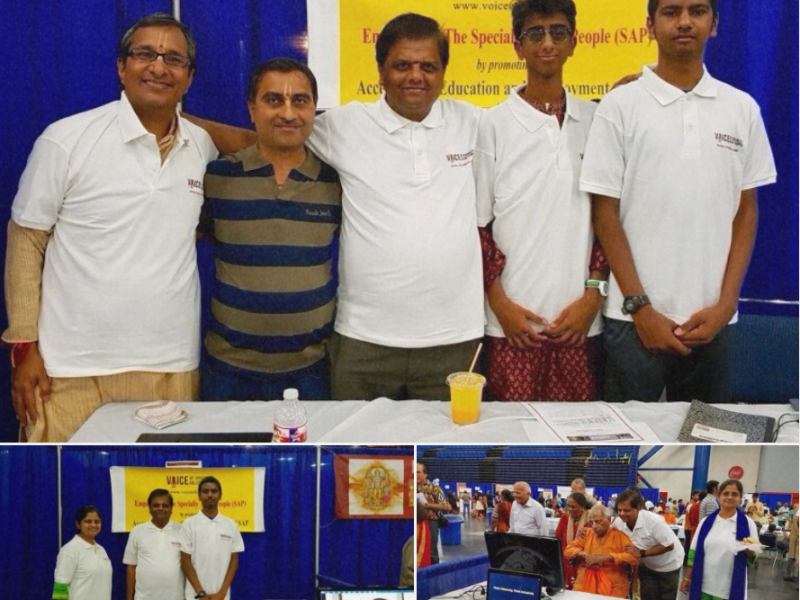 VoSAP Celebrates Janmashtami in Houston, USA