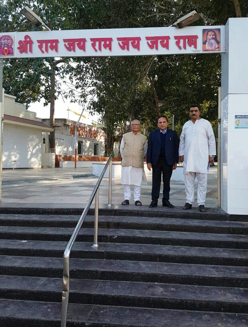 Hari Naam Sankirtan Mandir - Jamnagar befor 2 months