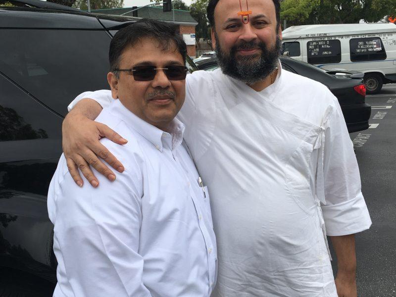 Pujya Shri Dwarkeshlal ji's blessings to Mission VoSAP