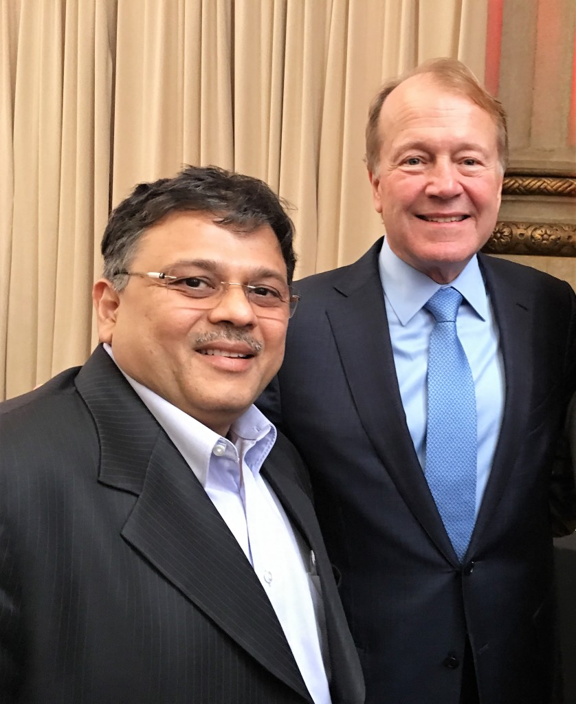 Brief Talk with John Chambers on Voice of SAP Mission