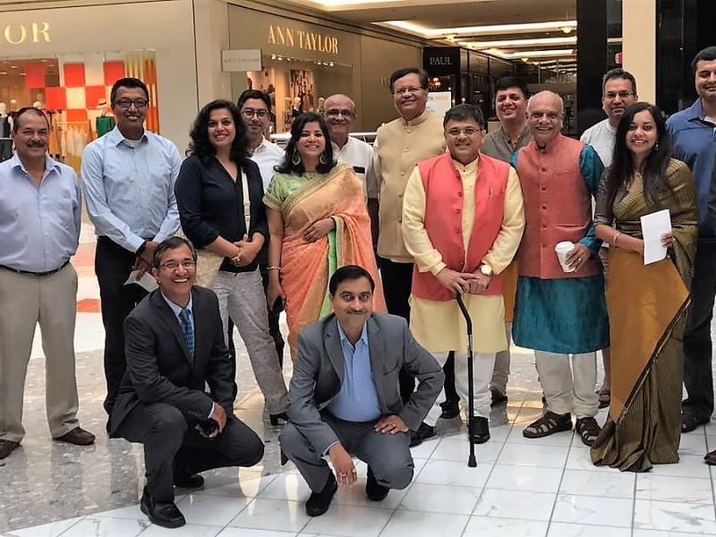 VoSAP Volunteers, others at community event of Modi ji