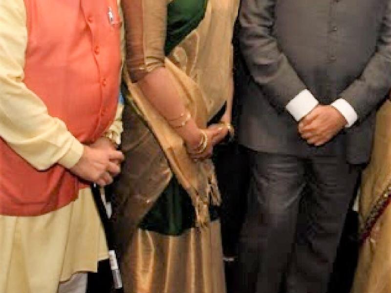 Meet and Greet in DC with H'ble PM Shri Modi ji