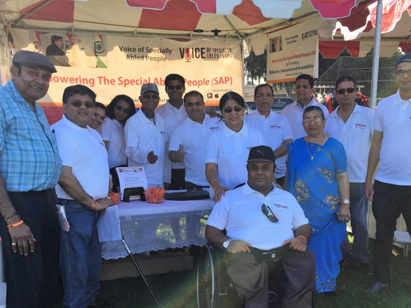 VoSAP Team – LA at India's Independence Day Celebrations