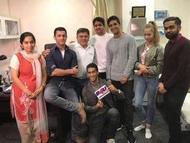 VoSAP Youth Team of London
