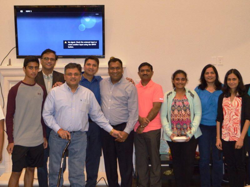 Launch of VoSAP Dallas Chapter