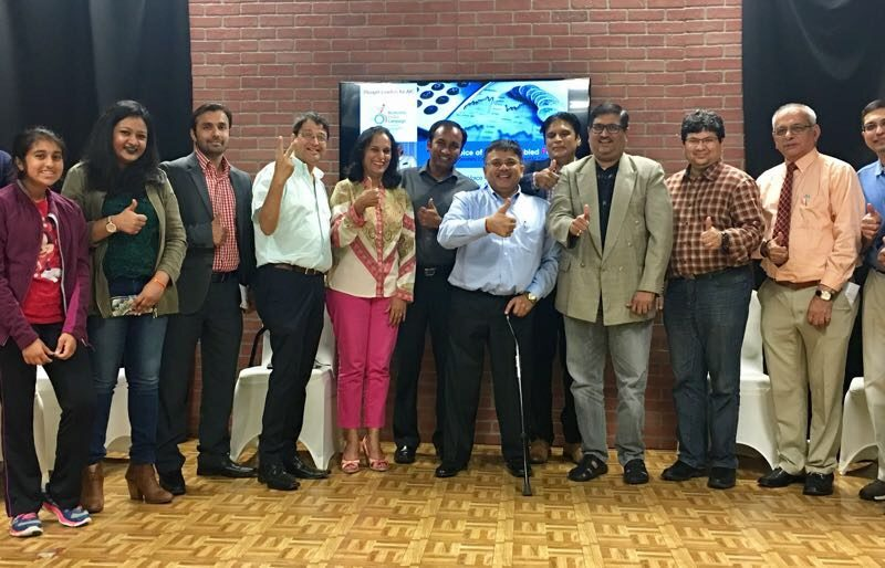 Launch of VoSAP New Jersey Chapter