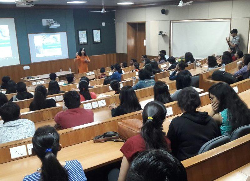 VoSAP Team at Institute of Science, Nirma University
