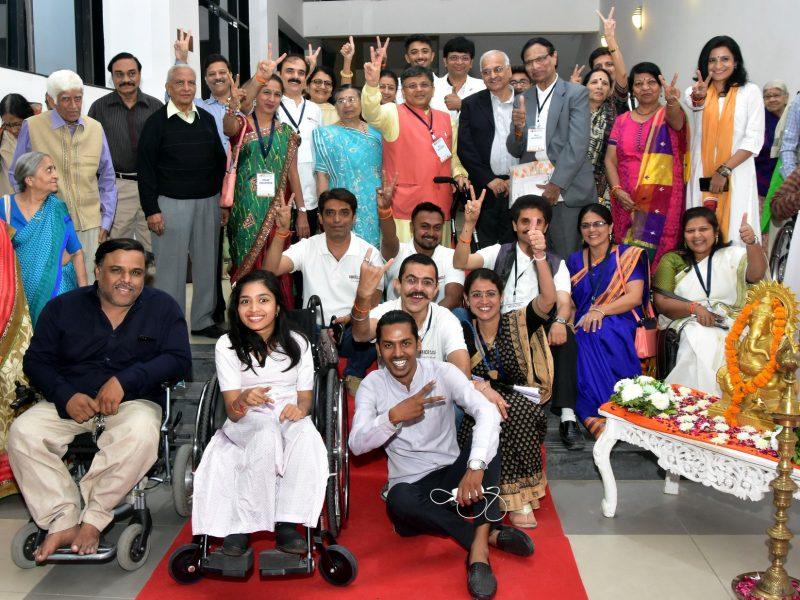 VOSAP Ahmedabad Team at VOSAP Award Ceremony