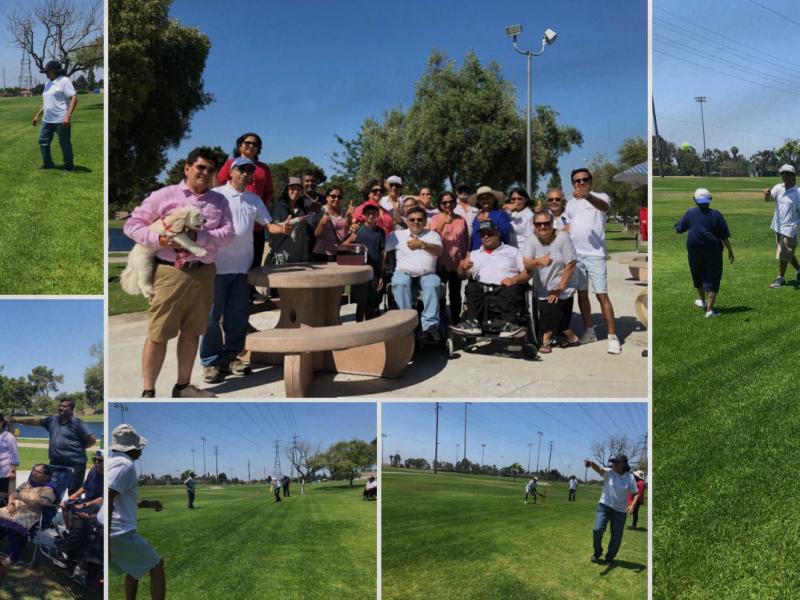 VOSAP LA Chapter Picnic and 35 VOSAPians commit to achieve 5 goals for 2019