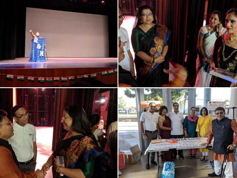 VOSAP founder on Aug 15 celebrations, inspires Telugu Community of Los Angeles