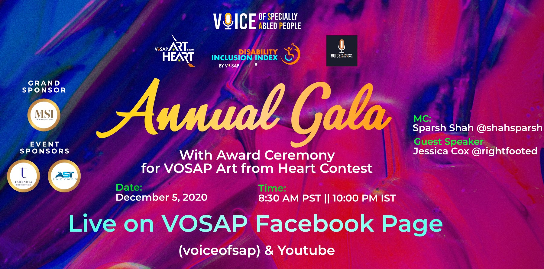 VOSAP Annual Gala and Award Ceremony
