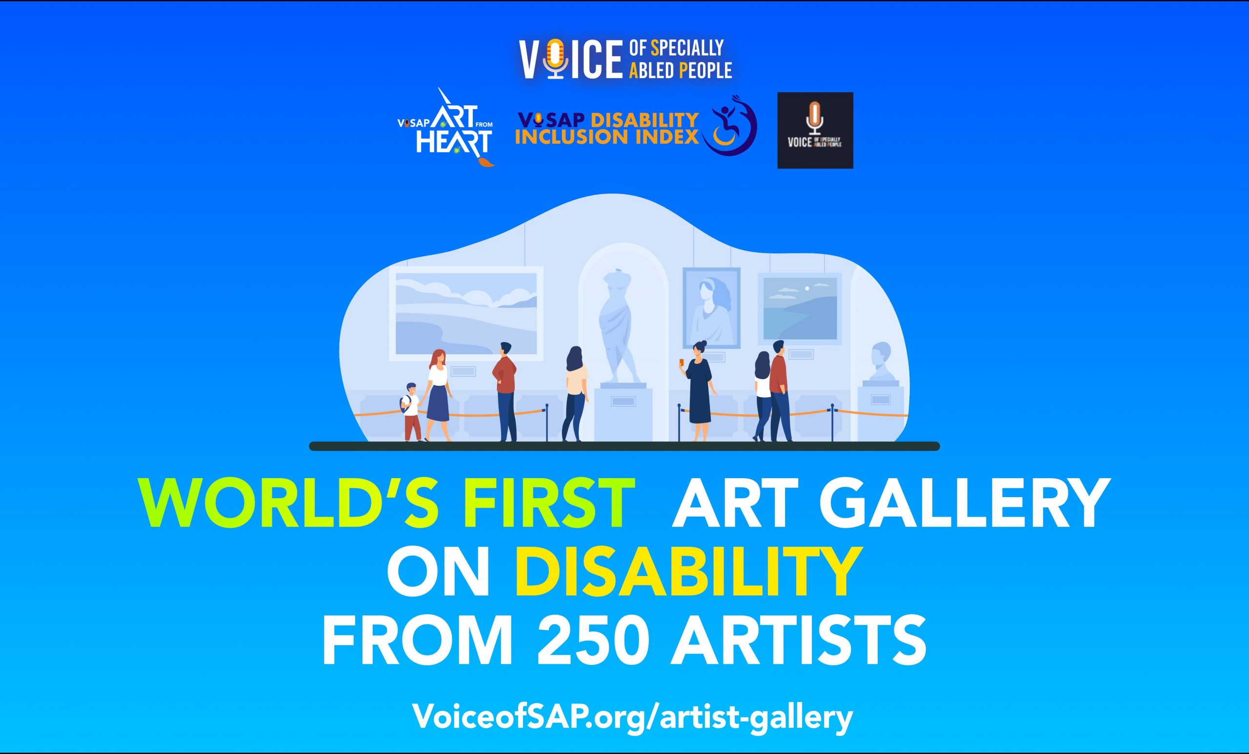 VOSAP Art Gallery on DISABILITY
